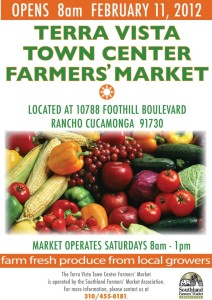 Terra Vista Shopping Center Farmers Market @ Terra Vista Center | Rancho Cucamonga | California | United States