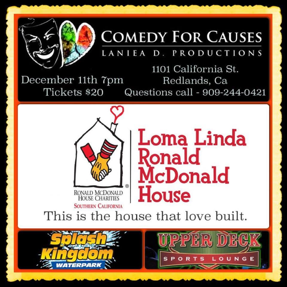 Ronald Comedy 2