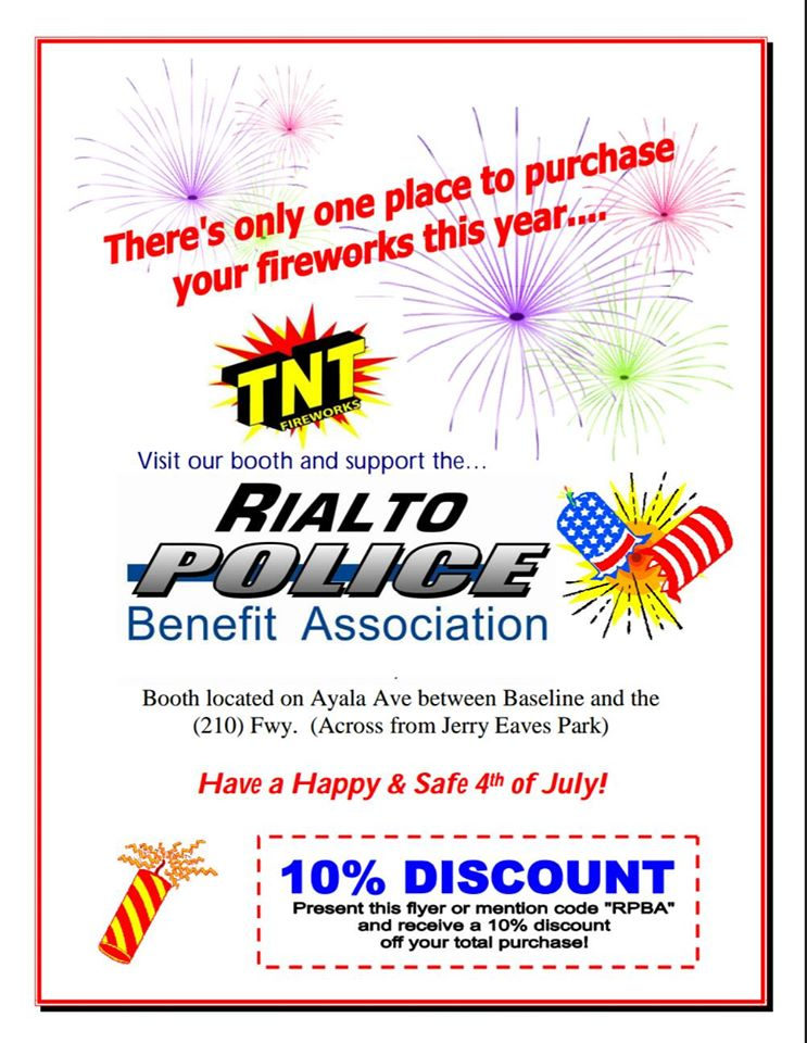 Fireworks RPD