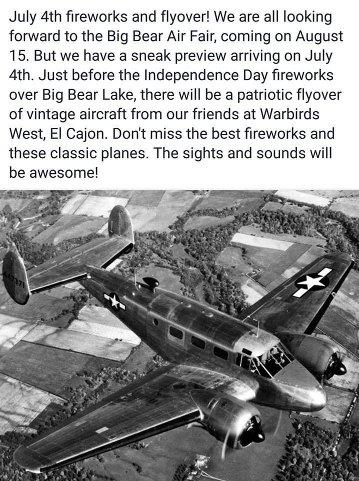 Warbirds 4th
