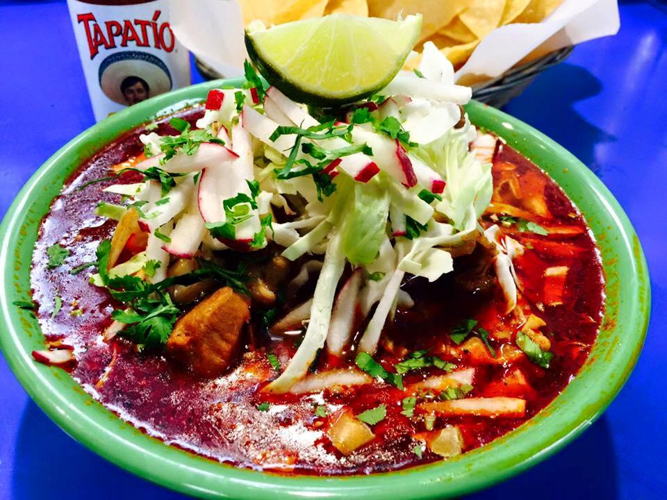 Tacos & Beer Pazole