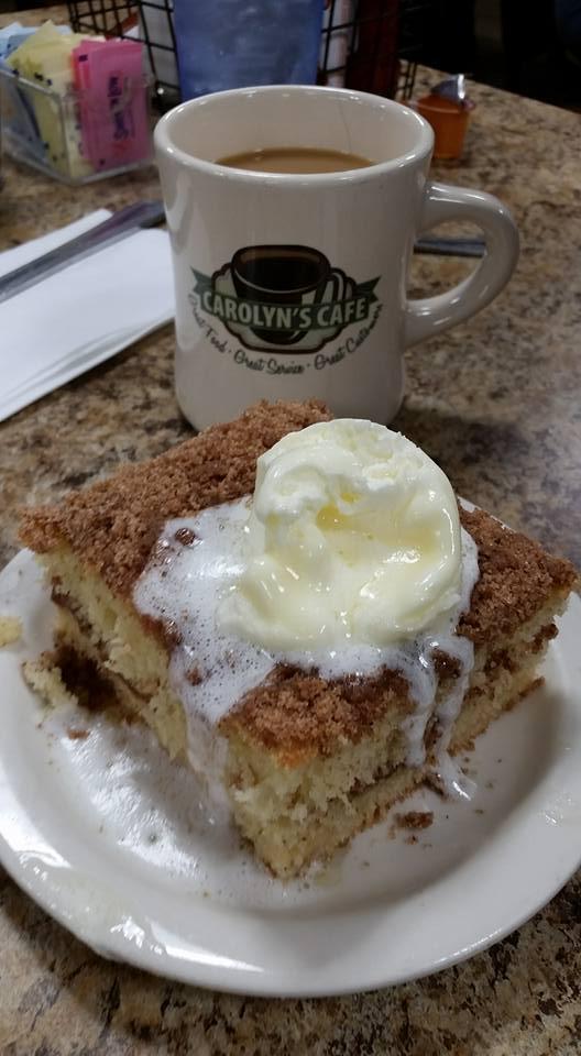 carolyns coffee cake