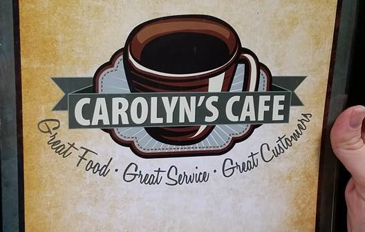 carolyns menu