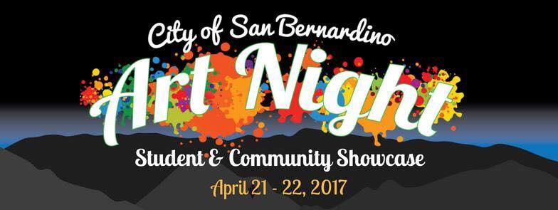 sb art night 2017