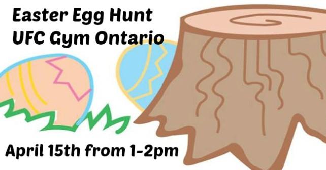 ufc easter egg hunt FI