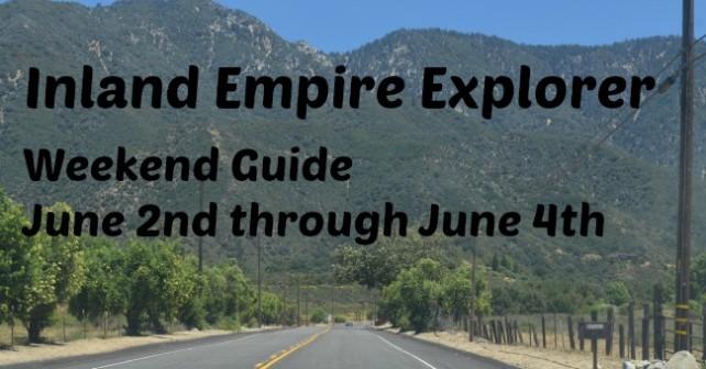 June weekend fun guide FI