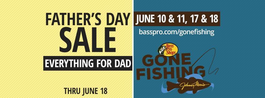 fathers day bass pro