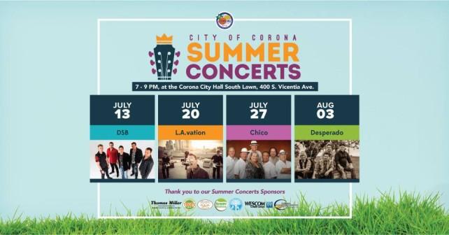 corona concerts