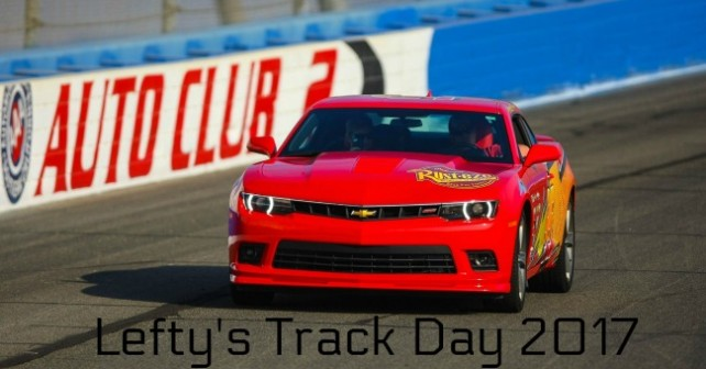 Leftys track day FI