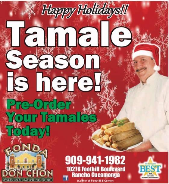 tamales fonda don chon