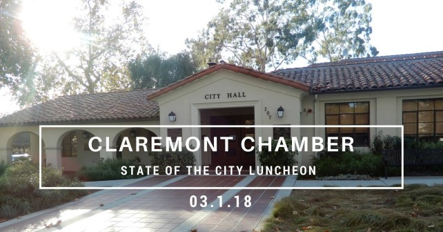 Claremont Chamber luch