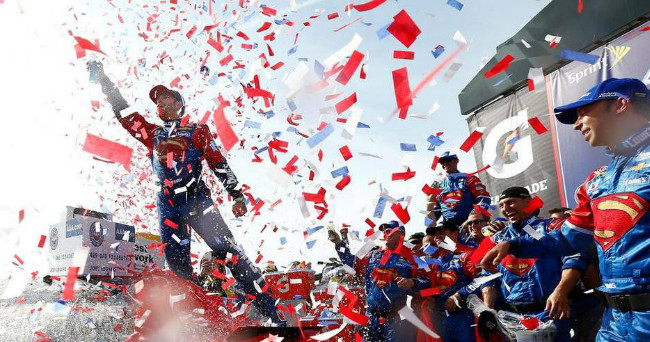 Auto Club Speedway, NASCAR and Ancillary Events, Bring More Than $105 Million in Economic Activity to Inland Empire Each Year