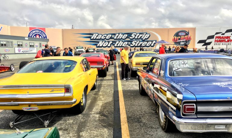 Auto Club Dragway Announces 2018 Schedule