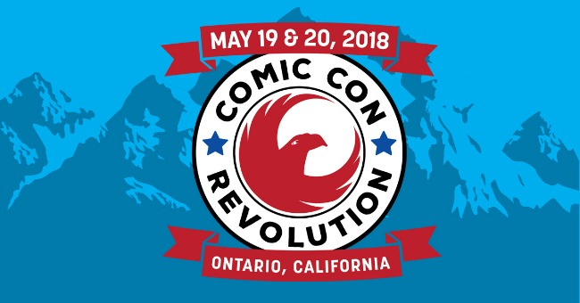 ATOMIC CRUSH EVENTS ANNOUNCES RETURN FOR YEAR TWO OF COMIC CON REVOLUTION