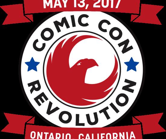 Atomic Crush Events presents Comic Con Revolution
