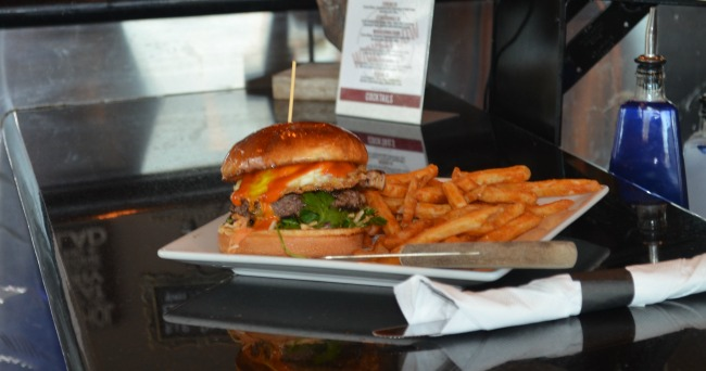 Wicked Cow adds a new Burger to the menu