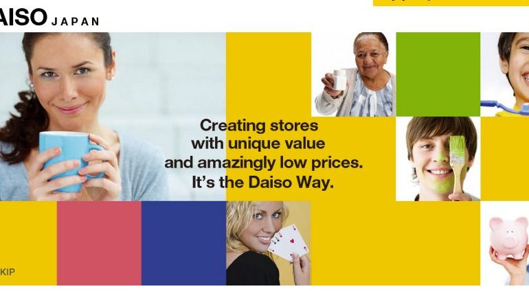 DAISO JAPAN ANNOUNCES RANCHO CUCAMONGA STORE GRAND OPENING