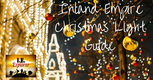 Inland Empire Christmas Light Guide