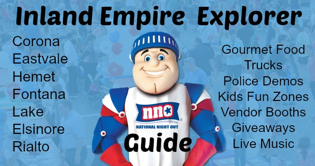 Inland Empire National Night Out Guide 2016