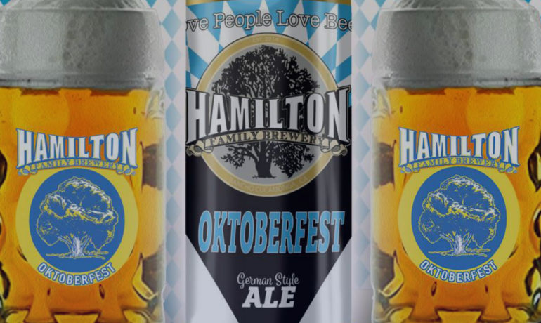 Oktoberfest Hosted by Hamilton Family Brewery