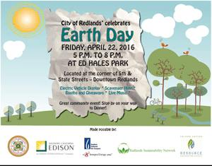 Celebrate Earth Day 2016 Inland Empire Style