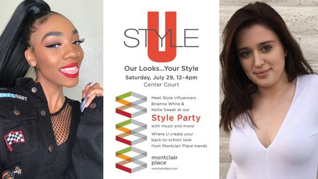 "Montclair Place Hosts ""STYLE U"" Back-to-School Fashion Event"