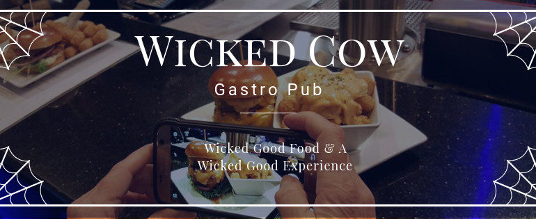 Wicked Cow Brings New Items to their October Menu