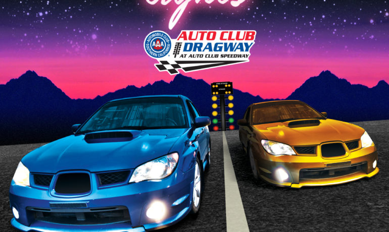 "Auto Club Dragway Adds New Series: ""Wednesday Night Lights"" Street Legal Drag Racing"