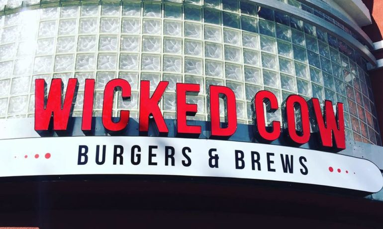 Wicked Cow Burgers and Brews