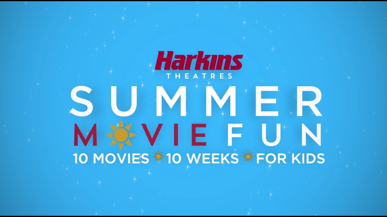 The Inland Empire Has Your Kids Summer Movie Fun Covered